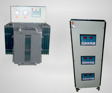 Three Phase Oil cooled Servo Voltage Stabilizer Manufacturers in Allahabad